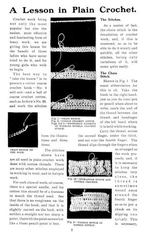 Crochet Talk: Yarn Weight | Sarah London